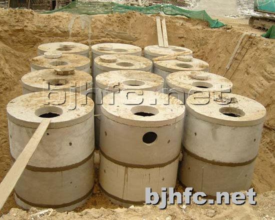 化粪池提供生产钢筋混凝土预制化粪池厂家