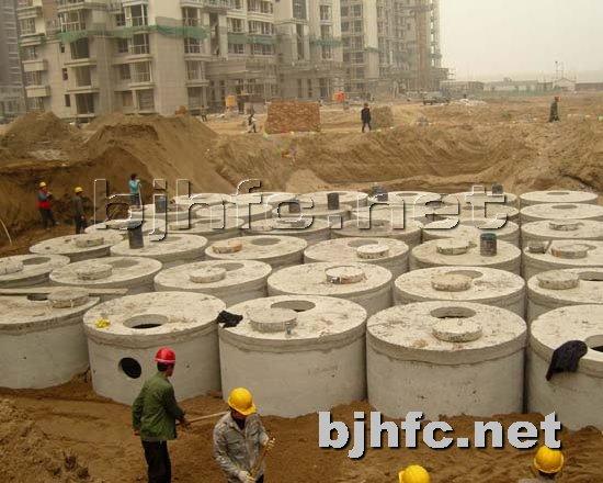 化粪池提供生产北京钢筋混凝土预制化粪池厂家