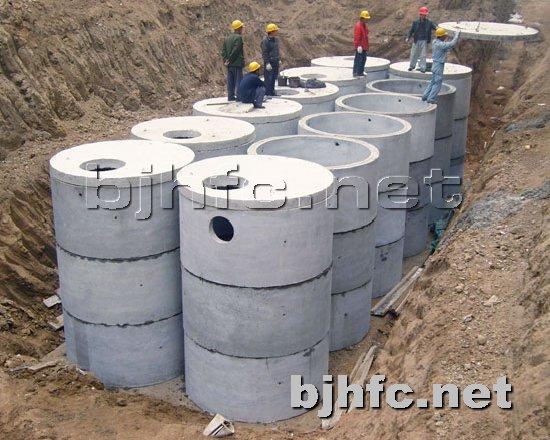 化粪池提供生产天津预制化粪池厂家