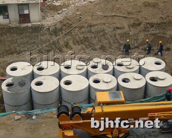 化粪池提供生产河北预制化粪池厂家
