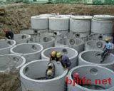 预制化粪池厂