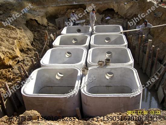 化粪池提供生产100立方化粪池厂家