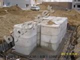 方形化粪池