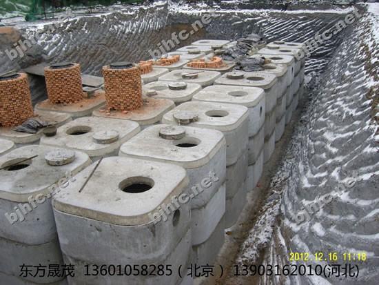 化粪池提供生产北京蓄水池厂家
